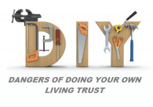 doing your own living trust