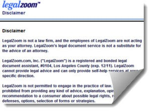 legal-zoom-disclaimer