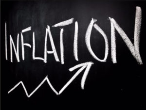 inflation growth in chalk