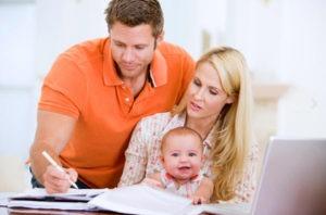 family tax cuts