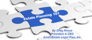 Estate Planning 101: An Introduction