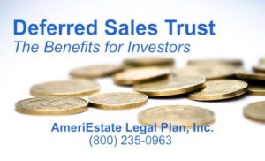 The Use of Alternative Investments within the Deferred Sales Trust