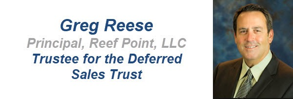 Greg Reese - AmeriEstate Legal Plan President and CEO/Principal of Reef Point LLC