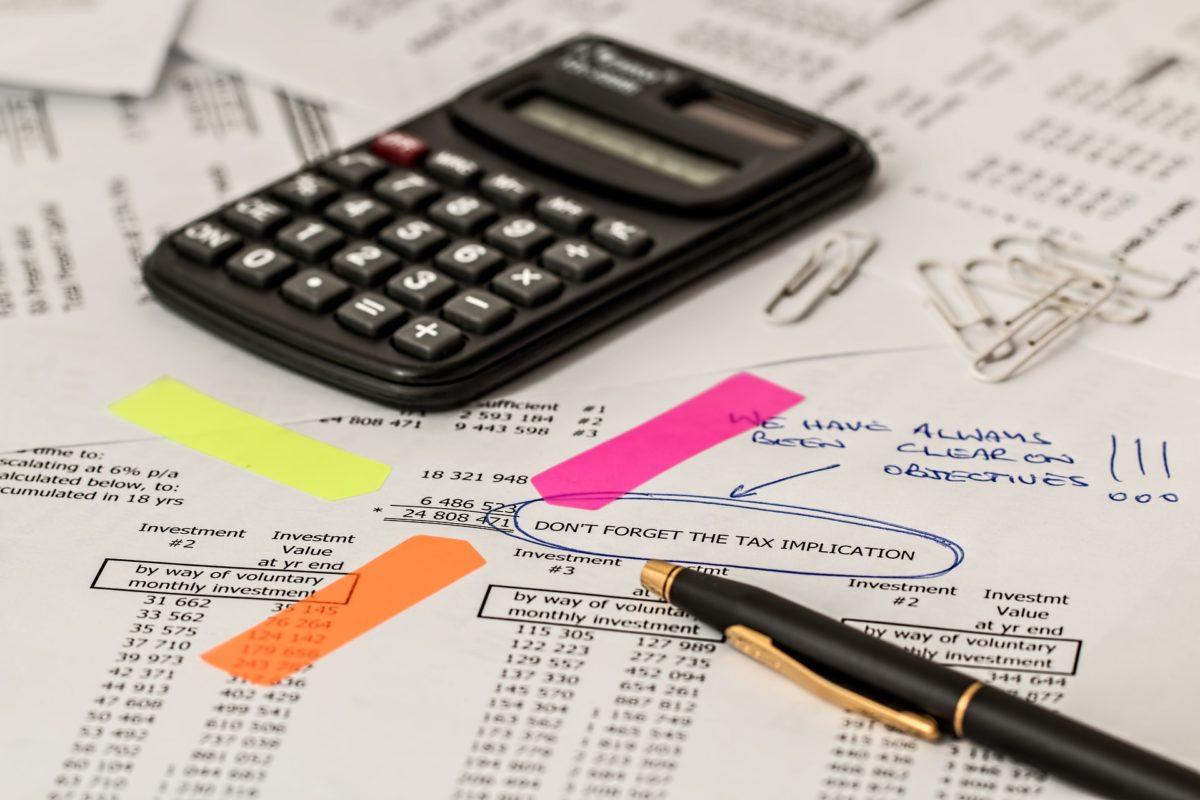 calculating estate taxes